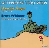 KAGEL - Altenberg Trio - Trio in drei sätzen