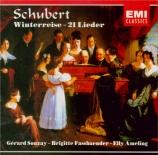 SCHUBERT - Souzay - Winterreise (Le voyage d'hiver) (Müller), cycle de m