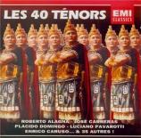 Les 40 ténors