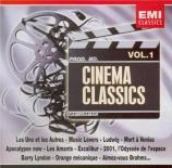 Cinéma classics Vol.1