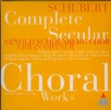 Complete Secular Choral Works