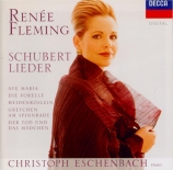 SCHUBERT - Fleming - Heidenröslein (Goethe), lied pour voix et piano op
