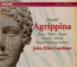 HAENDEL - Gardiner - Agrippina, opéra en 3 actes HWV.6