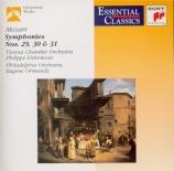 MOZART - Ormandy - Symphonie n°29 K.201