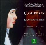 COUPERIN - Christie - Trois leçons de ténèbres pour le mercredi saint