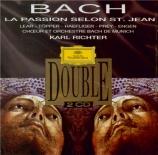 BACH - Richter - Passion selon St Jean(Johannes-Passion), pour solistes
