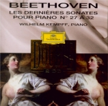 BEETHOVEN - Kempff - Sonate pour piano n°27 op.90