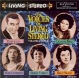 The voice of the Living Stereo Vol.2