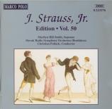 Johann Strauss Jr. Edition vol.50