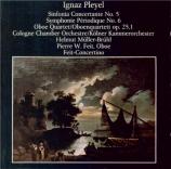 PLEYEL - Müller-Brühl - Symphonie concertante n°5