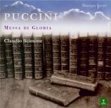 PUCCINI - Scimone - Missa di gloria