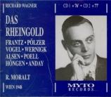 WAGNER - Moralt - Das Rheingold (L'or du Rhin) WWV.86a (Live Wien 1948) Live Wien 1948