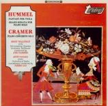 HUMMEL - Cao - Sonate pour piano n°5 en fa dièse majeur op.81