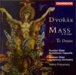 DVORAK - Polyanskii - Messe op.86