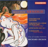 ARNOLD - Hickox - Little suite n°1 op.53