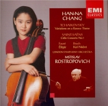 TCHAIKOVSKY - Chang - Variations sur un thème rococo, pour violoncelle e