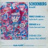 SCHOENBERG - Ensemble 2e2m - Pierrot lunaire op.21
