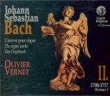 L'oeuvre pour orgue Vol.2 : 1708-1717