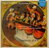 Concertos pour instruments à vent