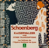 Kaiserwalzer (And other transcriptions)
