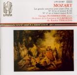 MOZART - Pludermacher - Concerto pour piano et orchestre n°20 en ré mine