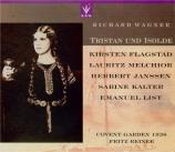 WAGNER - Reiner - Tristan und Isolde (Tristan et Isolde) WWV.90 Covent Garden
