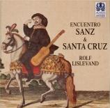SANZ - Lislevand - Pièces pour guitare