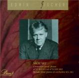MOZART - Fischer - Concerto pour piano et orchestre n°17 en sol majeur K