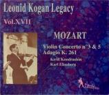 Leonid Kogan Legacy Vol.17