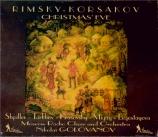 RIMSKY-KORSAKOV - Golovanov - La nuit de Noël, opéra