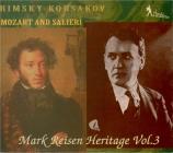 RIMSKY-KORSAKOV - Reizen - Mozart et Salieri + Bonus : Reizen sings romances ; Chaliapin 1927