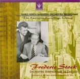 SCHUMANN - Stock - Symphonie n°1 pour orchestre en si bémol majeur op.38 Vol.2
