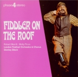 BOCK - Black - Fiddler on the roof (Un violon sur le toit)
