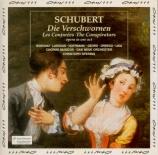 SCHUBERT - Spering - Die Verschworenen (Les conjurés), singspiel pour so