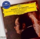 SCHUBERT - Kleiber - Symphonie n°3 en ré majeur D.200
