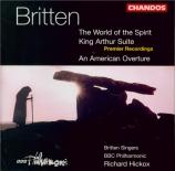 BRITTEN - Hickox - An American Ouverture
