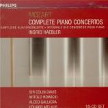 MOZART - Haebler - Concerto pour piano et orchestre n°9 en mi bémol maje