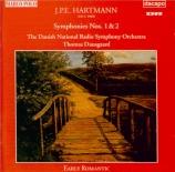 HARTMANN - Dausgaard - Symphonie n°1 op.17