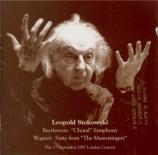 BEETHOVEN - Stokowski - Symphonie n°9 op.125 'Ode à la joie'