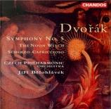 DVORAK - Belohlavek - Symphonie n°5 op.76