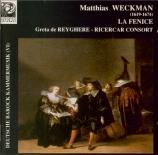Deutsche Barock Kammermusik Vol.6