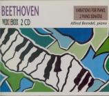 BEETHOVEN - Brendel - Variations (15) pour piano op.35 'Variations