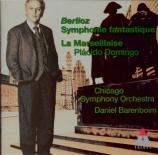 BERLIOZ - Barenboim - Symphonie fantastique op.14