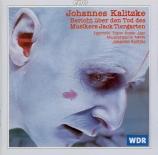 KALITZKE - Kalitzke - Bericht über den Tod des Musikers Jack Tiergarten