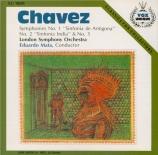 CHAVEZ - Mata - Symphonie n°1 'Sinfonia de Antigona'