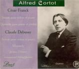 FRANCK - Cortot - Sonate pour piano et violon en la majeur FWV.8