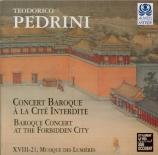 Concert Baroque à la Cité Interdite