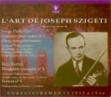Szigeti Vol.4