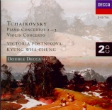 TCHAIKOVSKY - Postnikova - Concerto pour piano n°1 en si bémol mineur op