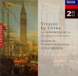 VIVALDI - Marriner - Cetra (La) op.9